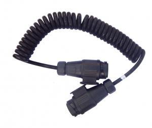Kabel - Släpvagnskoppling 13-polig Hane/Hane