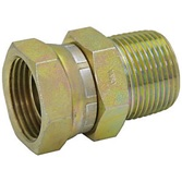 "Adapter Hane/Hona Svivel 1/2"" x 5/8"""