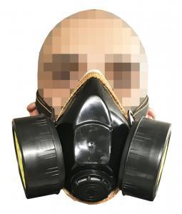 Skyddsmask med partikelfilter C50