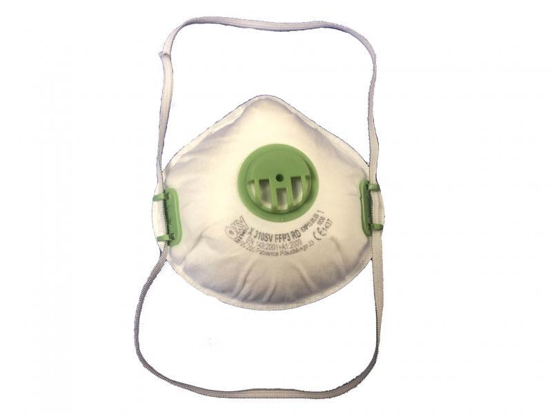 Ansiktsmask Klass FFP3 - 5-pack
