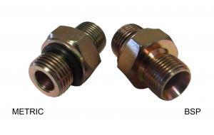 "Adapter Hane/Hane 1/2"" BSP x M24"