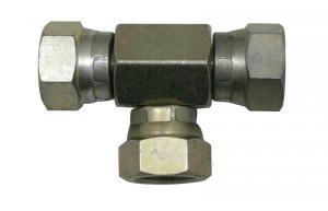 "Adapter T-koppling 1/4"" BSP Hona"