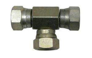 "Adapter T-koppling 3/8"" BSP Hona"