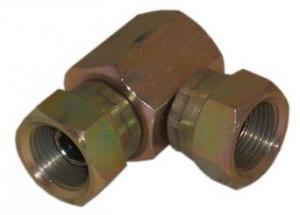 "Adapter 90° Hona 3/8"" x Hona 3/8"""