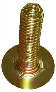 Fodertråg för fasan - Bas i metall