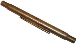 Centerrör till toppstång/tryckstång - Standard 510mm