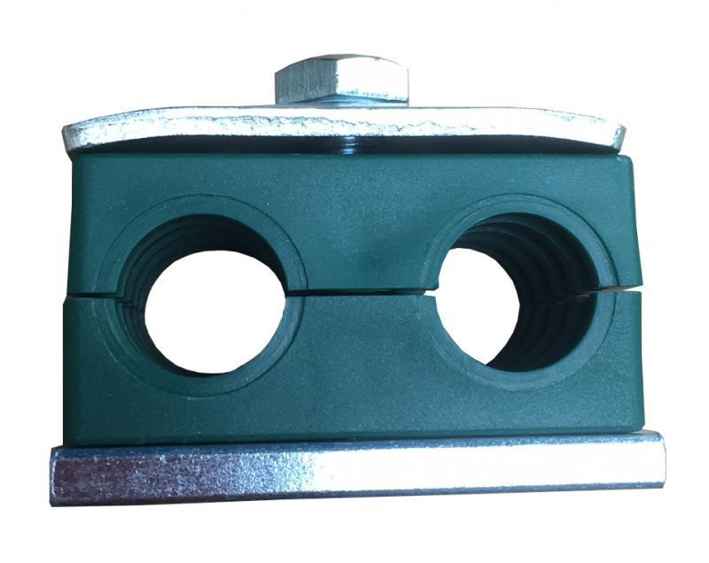 Klammer Dubbel 30 mm