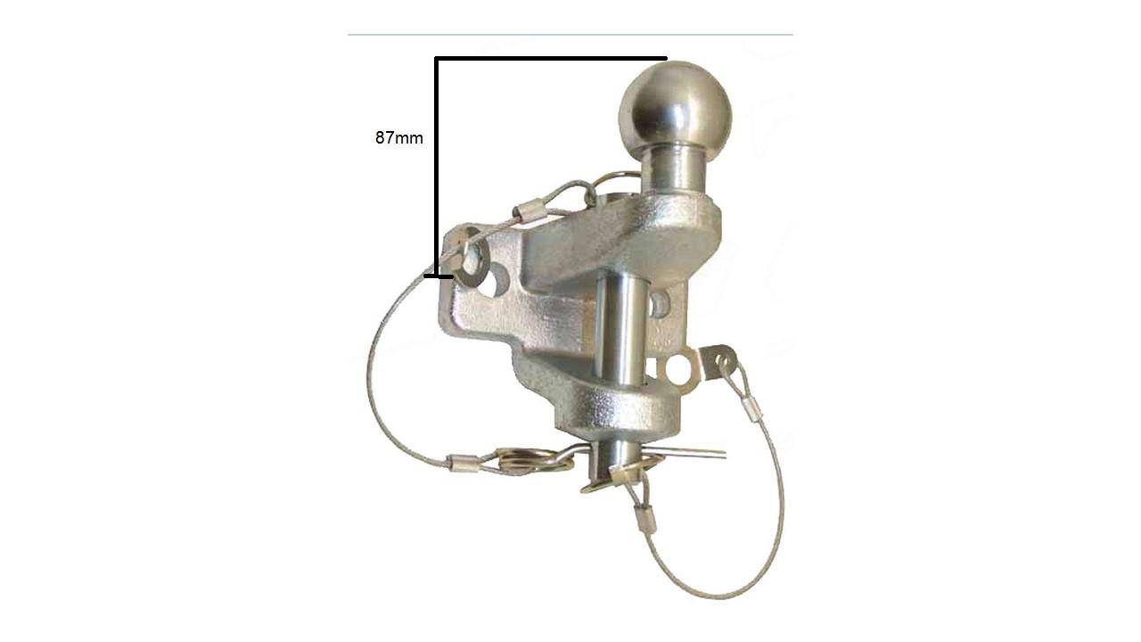 Prima Dragkula dubbelsidig 3500kg HP-32