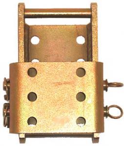 Höjdjustering för dragkrok 270mm