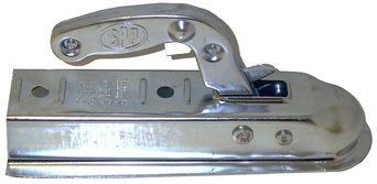 Kulhandske 50mm inkl instickslås