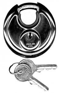 Hänglås Diskus 70mm/diameter