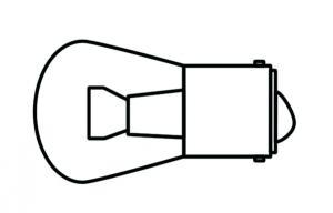Glödlampa 21W LLB 382