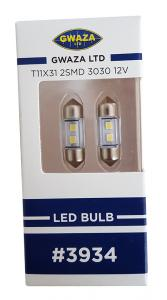 Glödlampa LED T11X31
