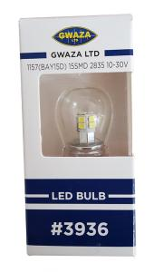 Glödlampa LED T25 1156-1157