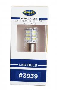 Glödlampa LED Auto 360° 10-30V S25 1157 Bay 15D