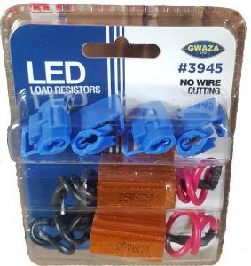 Resistor till LED lampor 12V
