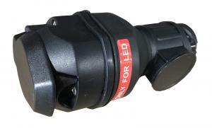 LED-belysningsadapter - Sockel 13-polig - Stiftkontakt 13-polig