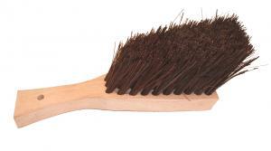 Sopborste med trähandtag