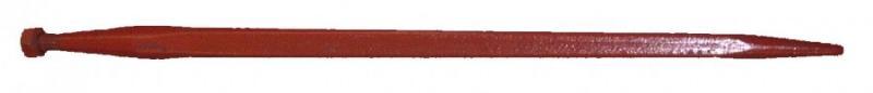 Balspjut 810mm rak m. spets