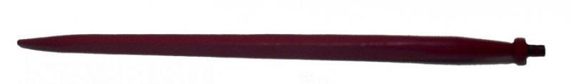 Balspjut 1240mm rak m. spets