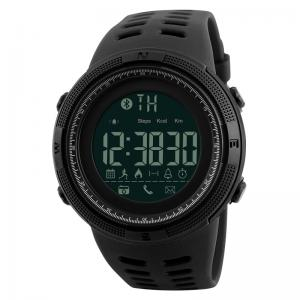 Klocka Smartklocka / Smartwatch Bluetooth - Behöver ej laddas