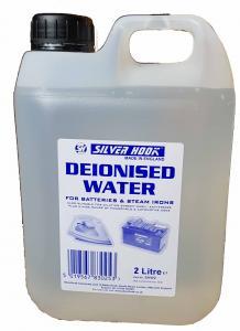 Avjoniserat vatten 2 liter