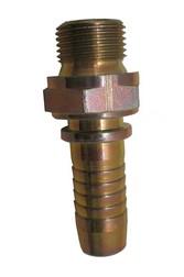 "BSP nippel utv.fast cylindrisk 1/2""x1/2"""
