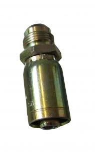 "Adapter JIC 7/8"" Hane 1/2"" slang"