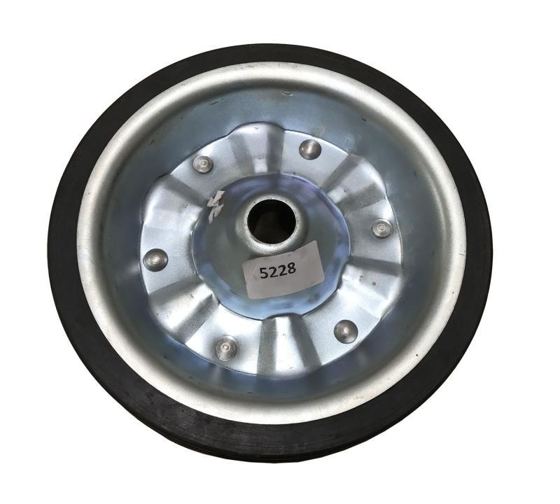 Hjul till stödhjul 200 mm x 56 mm