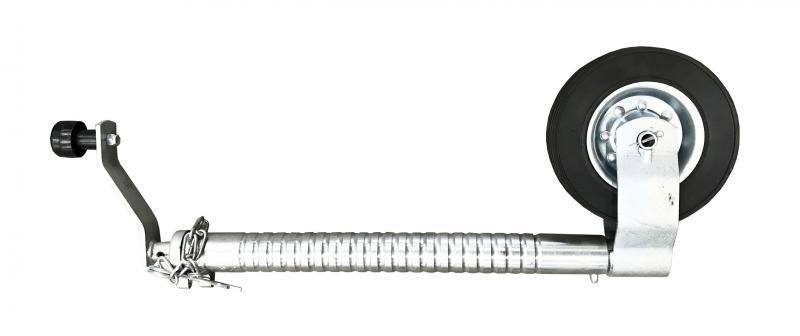 Stödhjul 500 kg - 48 mm