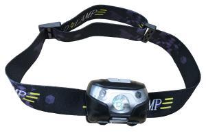 Pannlampa LED 3-olika ljus 1600 Lumen