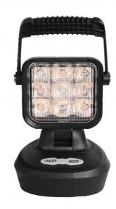 LED Arbetsbelysning/Varningsljus - Magnetisk - Batteridriven