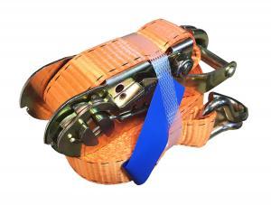 Spännband/Bandspännare Komplett - 1.5 ton - 4,5m x 25mm