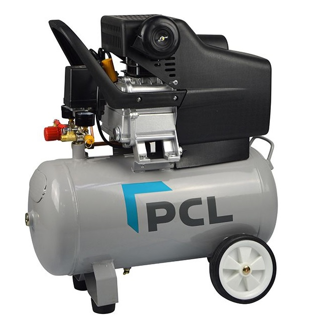 Luftkompressor 24L 2HK DD 8 bar 188 l/min