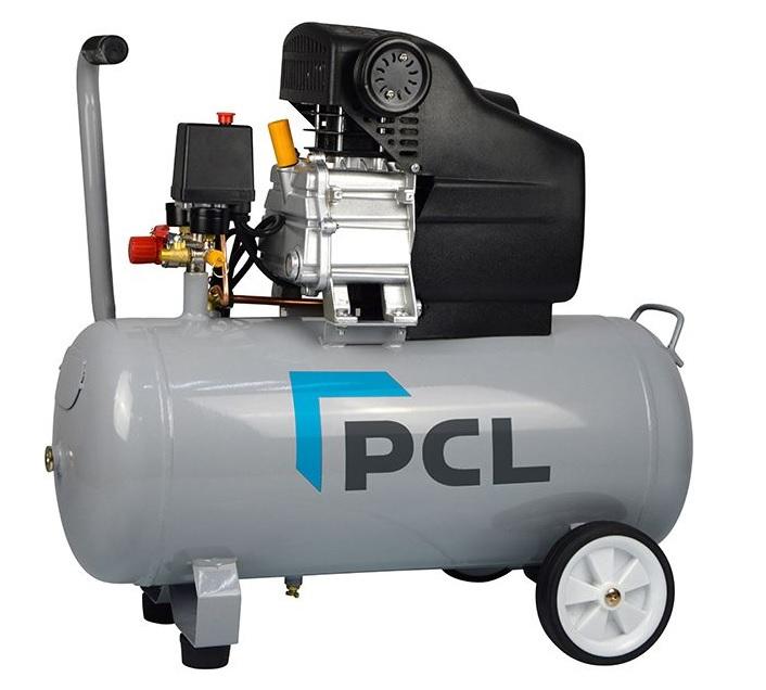 Luftkompressor 50L 2,5HK DD 8 bar 206 l/min
