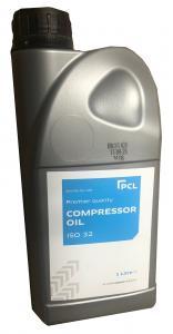 Olja till Luftkompressor ISO 32 - 1 liter