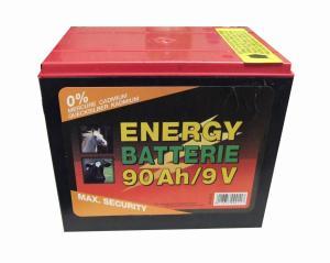 Batteri 9 volt/130 Ah