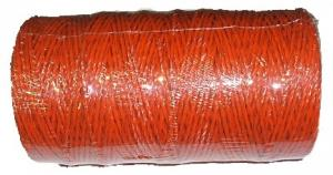 Elektrisk plastkabel 200 m 3 ledare