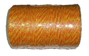 Elektrisk plastkabel 500 m 3 ledare