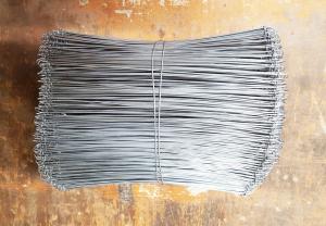 Järntråd 250mm x 1,2mm 1000-pack