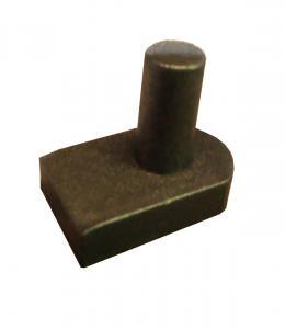 Hake till grind 13mm tapp - Rak bas