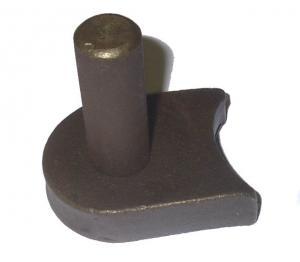 Hake till grind 19 mm tapp - Svängd bas