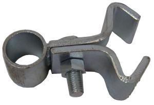 Gångjärn med klo till grind. Övre - Hål 38,1mm - Irlänsk stil
