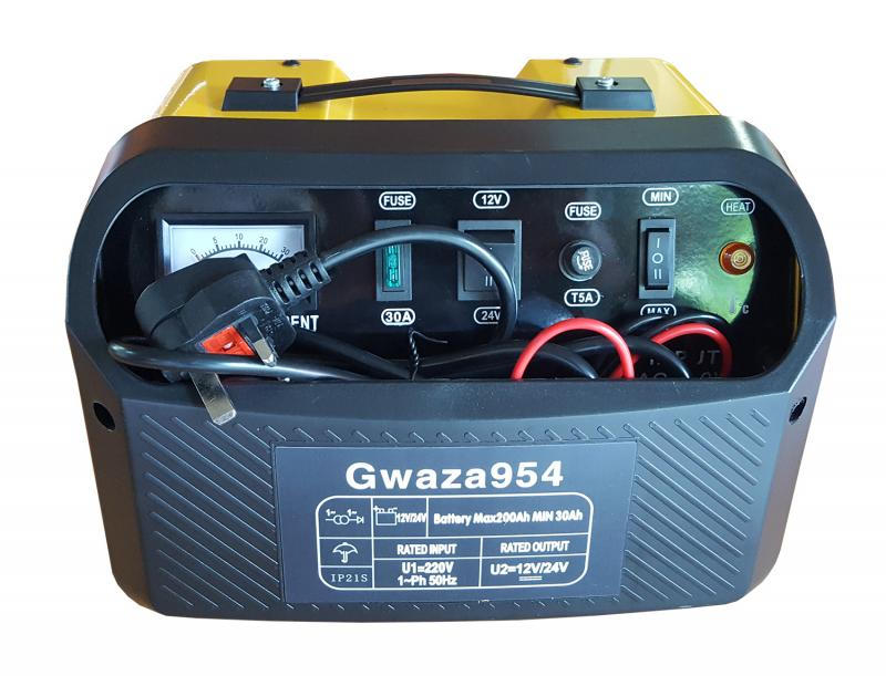 Batteriladdare 12V / 24V 30A