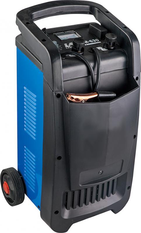 Bilbatteriladdare - Starthjälp - 12 / 24 V 70A