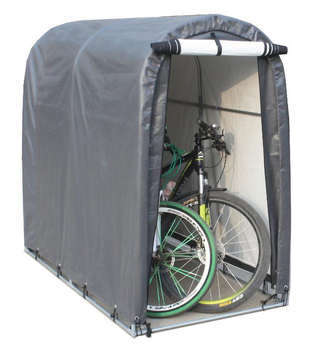 Cykelskjul / Förvaringstält för trädgården - 1600mm x 920mm x 1870mm