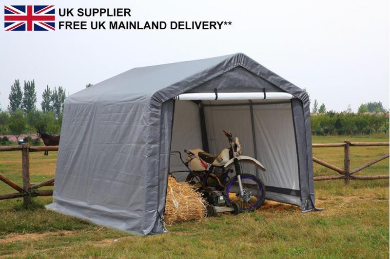 Tält till ATV, jakt & fiske, förvaring etc. 3x3x2,45 meter
