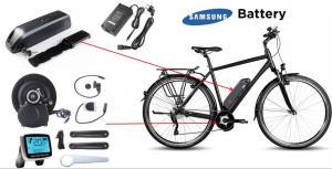 Elcykel - Konventeringskit med Samsung batteri