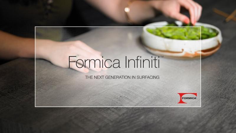NYHET! Formica Infiniti
