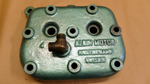 Cylinderlock gamla modellen 021 Beg